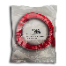 RED PATCH CORD UTP FLEXIBLE CAT6 3 M LSZH ROJO SGU